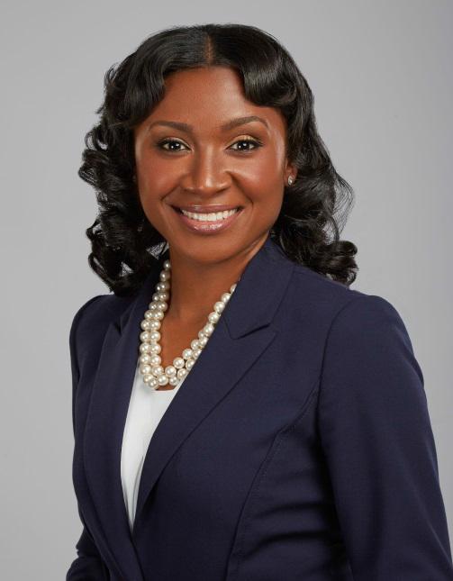 Tashni-Ann Dubroy, President, Shaw University