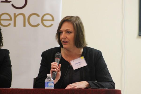 Jeanne Frazer, president, vitalink
