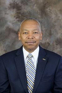WSSU Chancellor Elwood Robinson