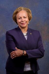 Bennett President Dr. Phyllis Worthy Dawkins