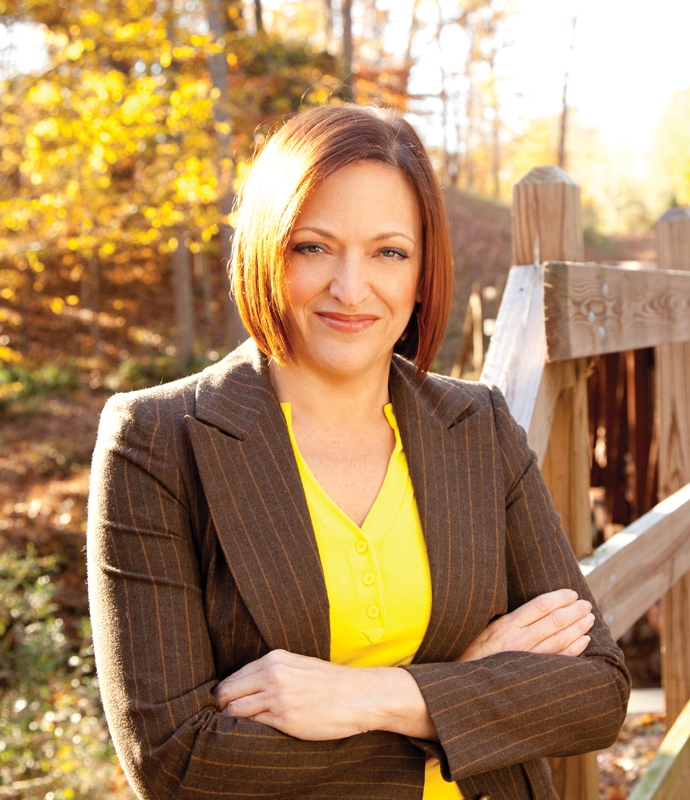 Marketing Expert Jeanne Frazer