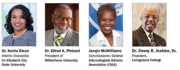 2018 LEAD Presidential Panelists